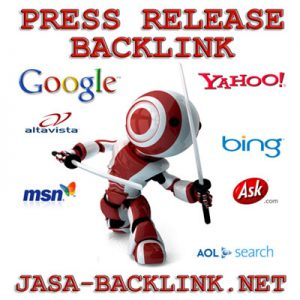 Press Release Backlink