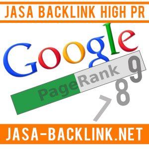 Jasa Backlink High PR