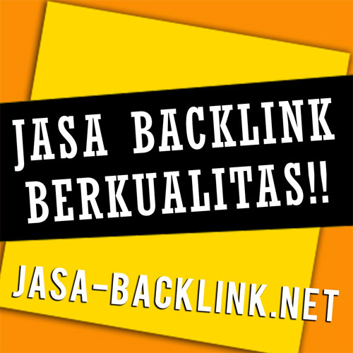 Jasa Backlink 2016