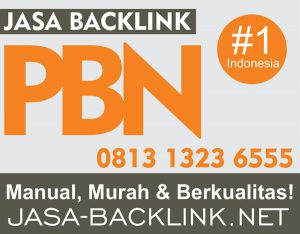 Jasa Backlink PBN Manual Murah Berkualitas