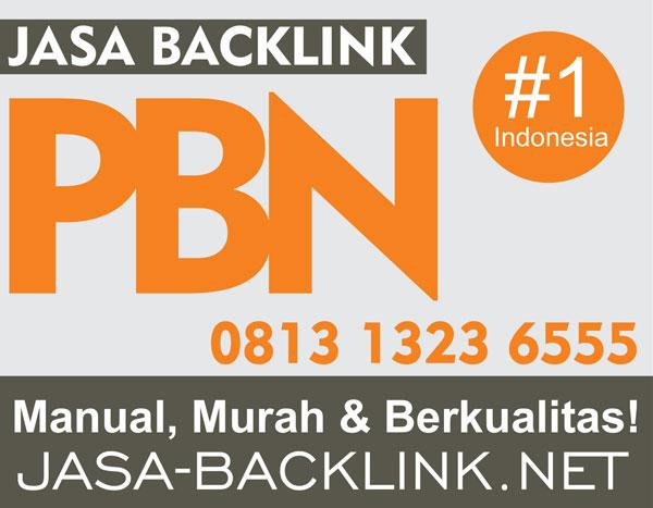 jasa backlink pbn murah