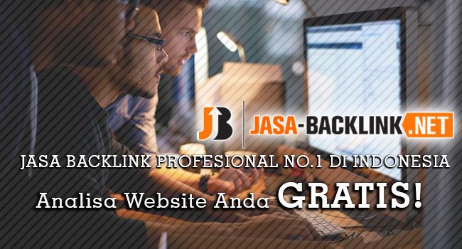 Jasa Backlink Berkualitas